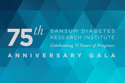Gala Commemorates SDRI's 75th Anniversary