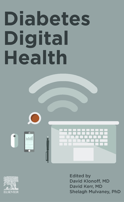 Dr. David Kerr Co-Editor on First Ever Digital Diabetes Health Book