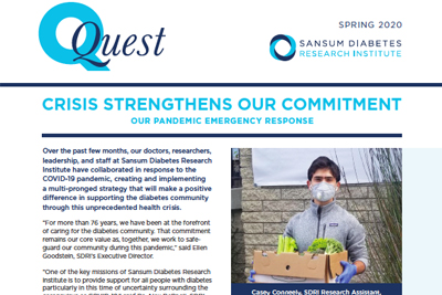 Spring 2020 Quest