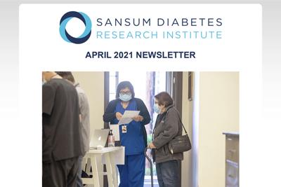 April E-Newsletter