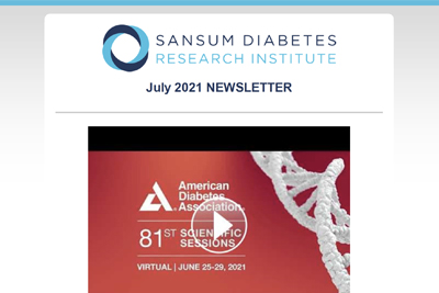 July 2021 E-Newsletter