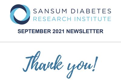 September 2021 E-Newsletter