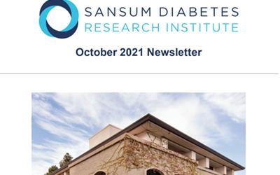 October 2021 E-Newsletter